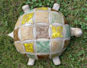 Rosace Elmer _ tortue terrestre