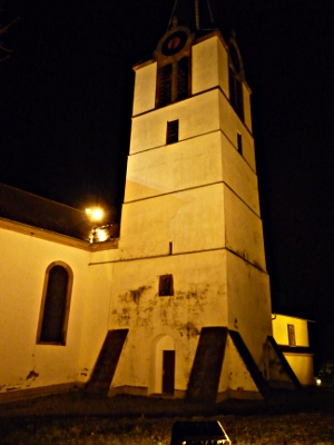 Eglise St Georges _ Achenheim