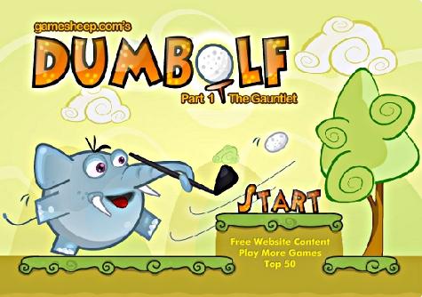 Dumbolf - jeu gratuit
