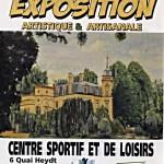 Ostwald - exposition artistique et artisanale - 9 & 10  octobre 2010