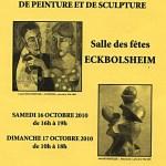 15e exposition peinture & sculpture / Eckbolsheim