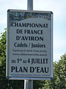 championnat de France d'aviron 2011