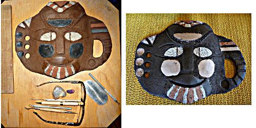 masque Dit Hopi