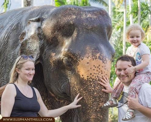 Families will love Elephant Hills in Thailand and the unique elephant experience