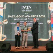 PATA Gold Awards 2018, under Environment category