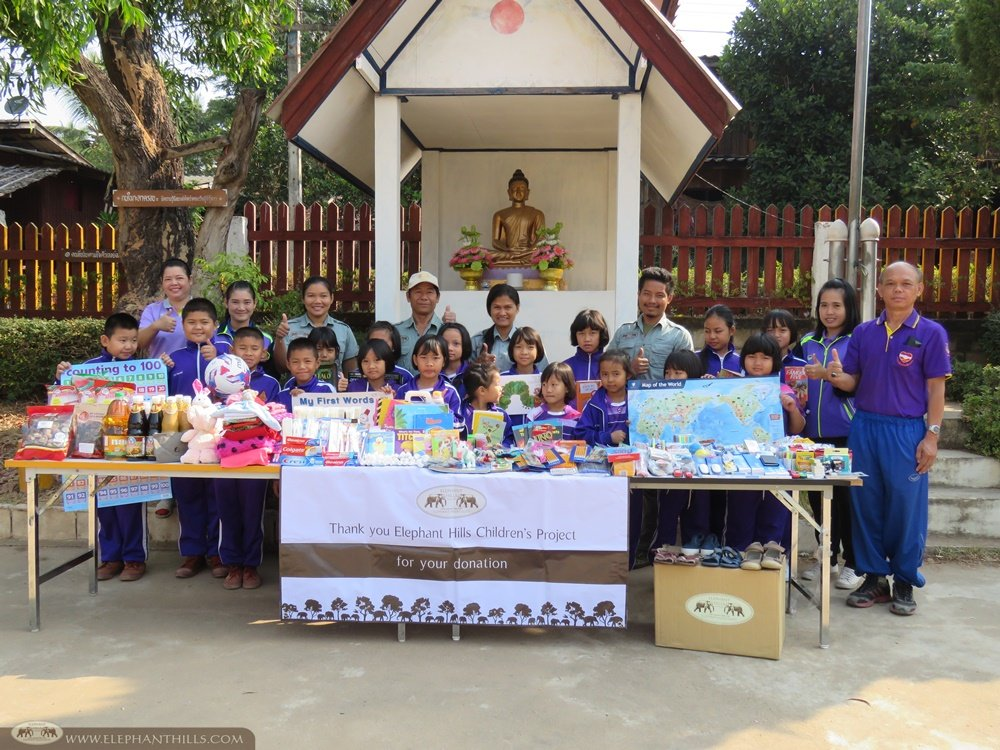 Elephant Hills Children's Project - Mae Hong Son
