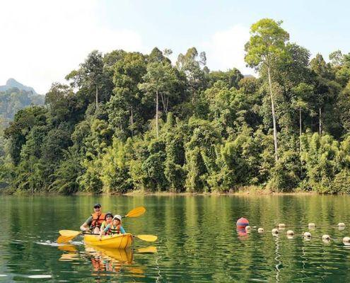 Reviews - Elephant Hills, Thailand