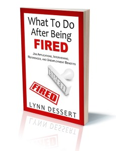 What to Do after Being Fired