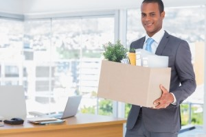 Professionally depart from an employer