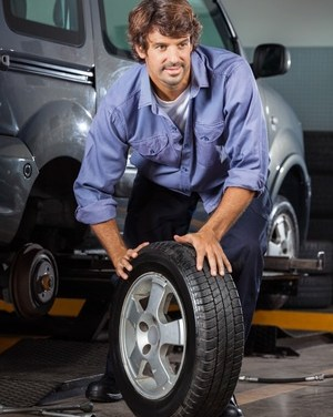 Your Job Is a Tire on a Car