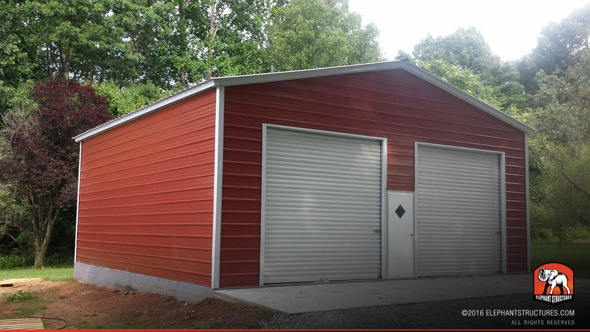 Adding Solar To Metal Buildings Can I Add Solar Power To