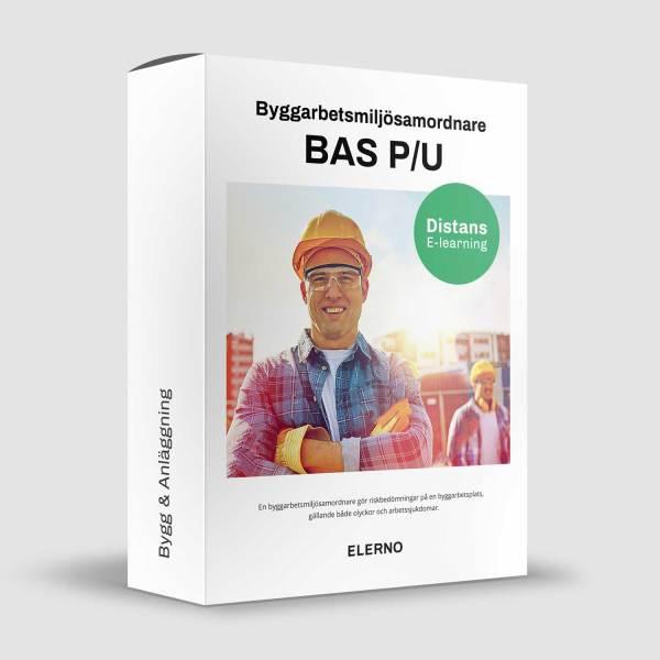 Byggarbetsmiljösamordnare BAS P/U