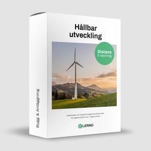 Hållbar utveckling - Webbkurs