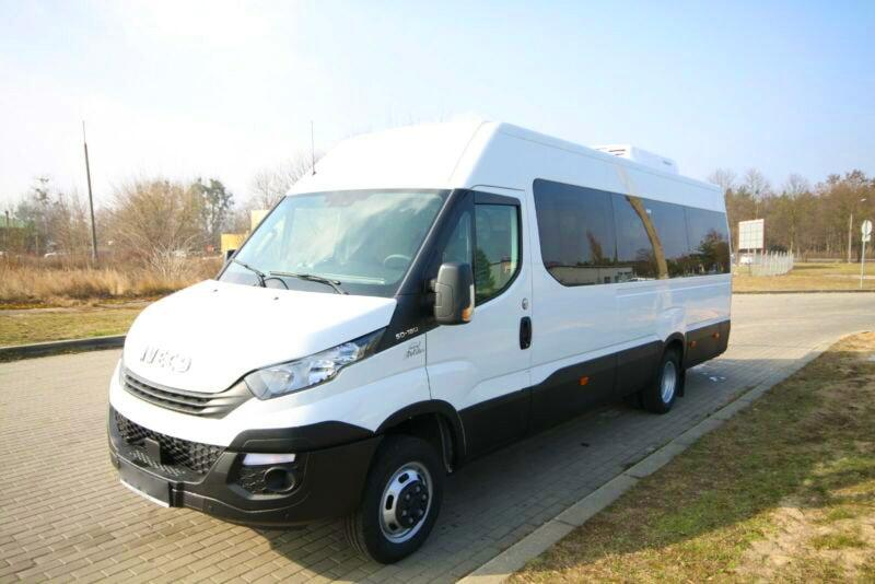 elerra ÖPNV Fahrzeuge Umbau Kleinbus
