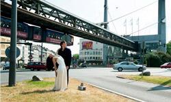 Imagen de la película Pina, de Wim Wenders
