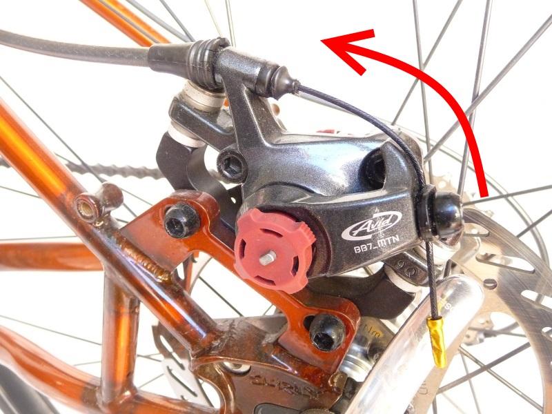 I freni a disco meccanici, installazione e regolazione