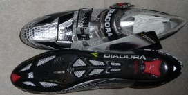 (Vendute) : Scarpe Diadora Jet Racer nuove