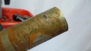 3527 Tagliare tubo forcella acciaio alluminio 23