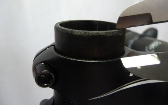 3561 Tagliare forcella carbonio 26