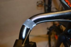 5144 Montare leve freno ciclocross 15