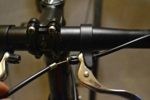 5161 Montare leve freno ciclocross 32