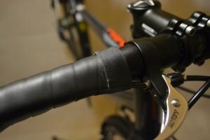 5163 Montare leve freno ciclocross 34