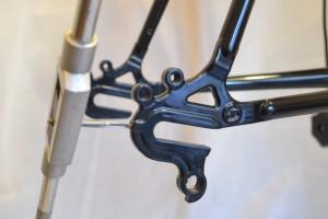 5420 Montiamo la bici telaio Surly Cross Check 16