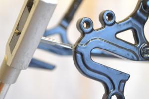 5422 Montiamo la bici telaio Surly Cross Check 18