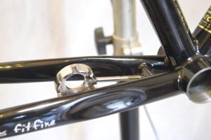 5433 Montiamo la bici telaio Surly Cross Check 29