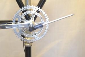 5463 Montiamo la bici trasmissione 1 Surly Cross Check 09