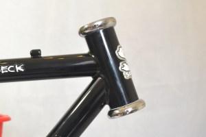 5519 Montiamo la bici serie sterzo trittico leve Surly Cross Check 58