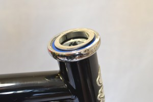 5558 Montiamo la bici serie sterzo trittico leve Surly Cross Check 97
