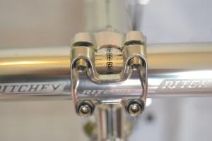 5573 Montiamo la bici serie sterzo trittico leve Surly Cross Check 112