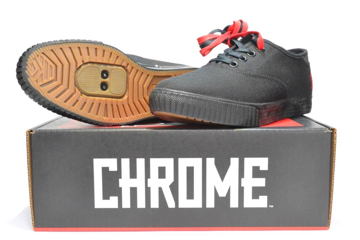 Chrome Industries Truk Pro Bike Shoe