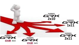 Configurare Shimano GRX