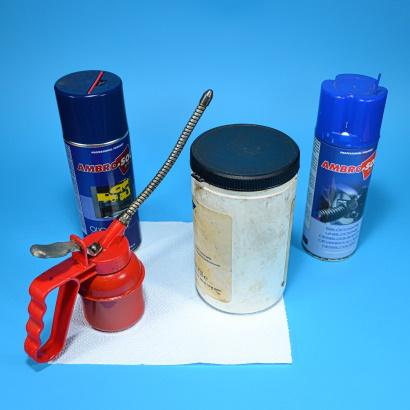 attrezzi generici bici lubrificanti generici