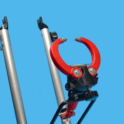 Come eseguire la centratura laterale di una ruota bracci regolabili centraruote