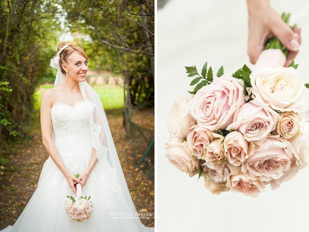 Boda de Isa y Felipe, fotos de boda, fotografía de bodas Moralzarzal, fotografo de bodas Moralzarzal, fotos de pareja, Finca Cañada Real, bodas El Escorial, ramo de novia
