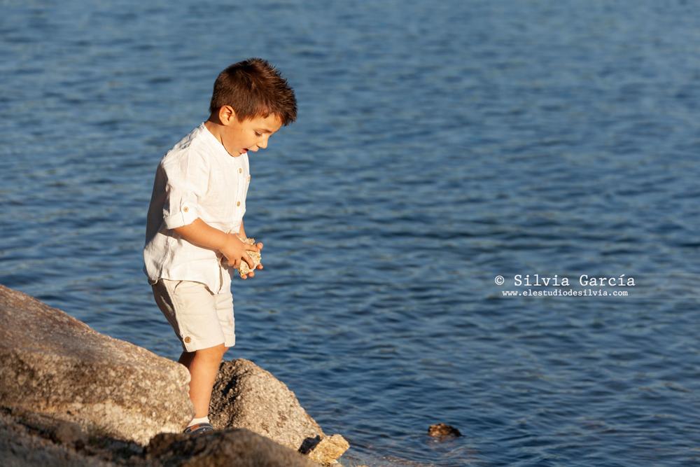 fotos de verano, sesiones de verano, Sierra de Guadarrama