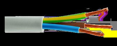 Cavi elettrici caratteristiche portata e sezione - Colori dei fili impianto elettrico casa ...
