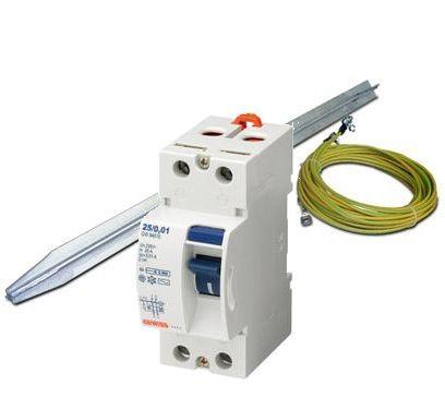 Schema Elettrico Interruttore Crepuscolare 230v : Interruttore differenziale magnetotermico e puro elettricasa