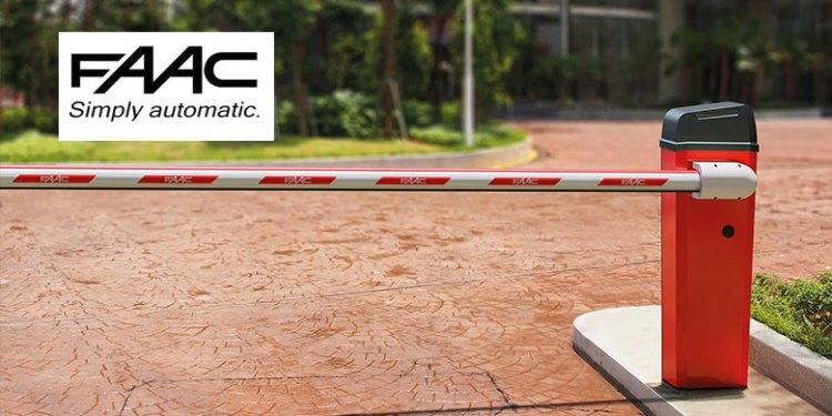 Da FAAC la nuova barriera B614, alte prestazioni ed estrema sicurezza