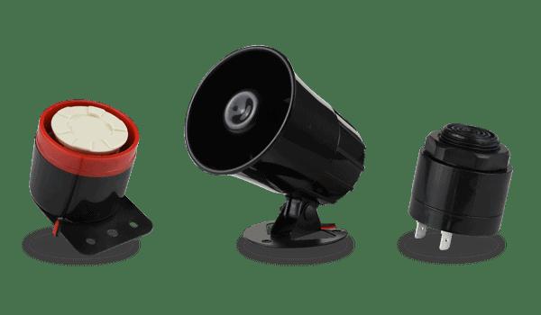 audio sirene Cui Devices