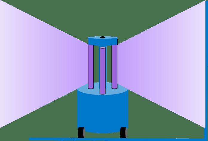 Micron robot Covid-19