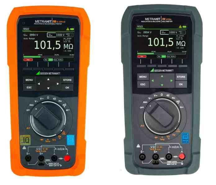 multimetri Metra Hit Gmc Instruments