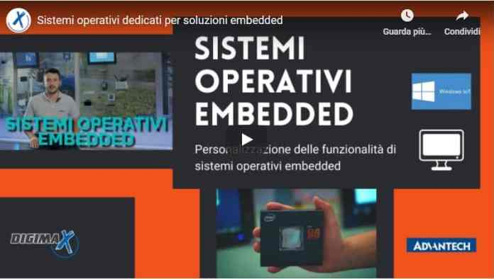 Sistemi operativi embedded per applicazioni industriali