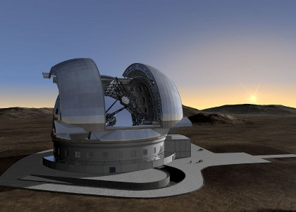 e-elt-420x300 Al via E-ELT,  European-Extremely Large Telescope