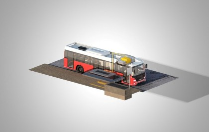 Scania-Citywide-Low-Entry-plug-in-hybrid-wireless-charging-prototype