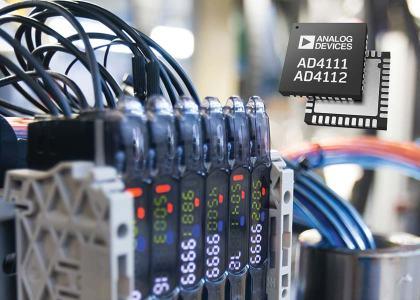 AD4111-AD4112_ADI-420x300 AD4111 e AD4112, convertitori di precisione A/D semplificano lo sviluppo dei moduli PLC
