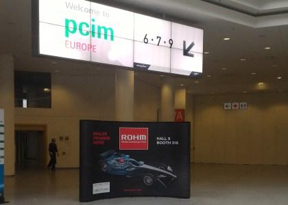 PCIM2018-1-420x300 PCIM Europe 2018, numeri record nell'anno del giubileo